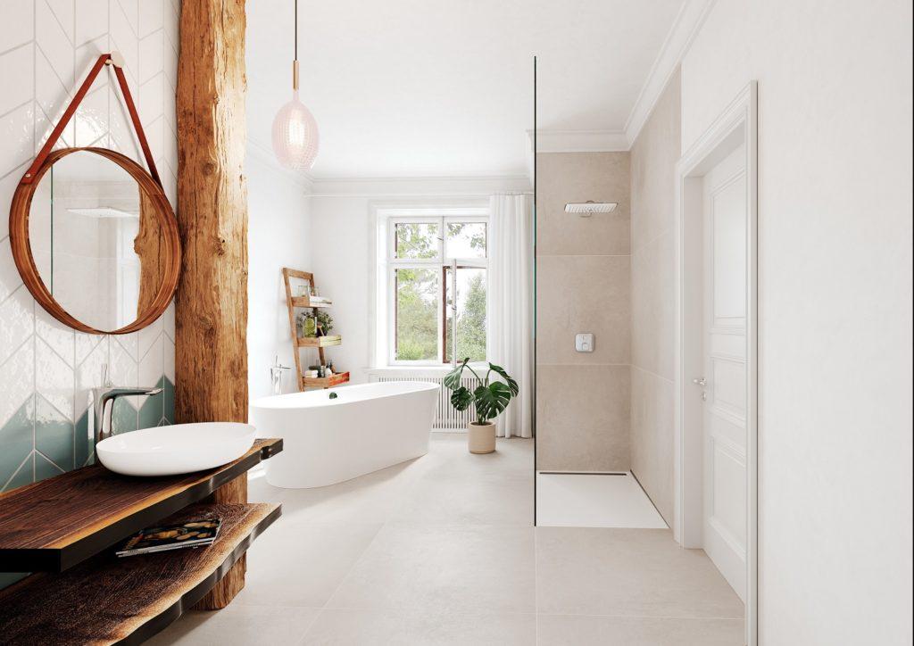 Kaldewei shower solutions