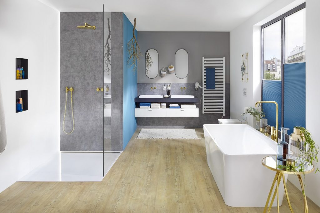Planet-friendly sustainable bathrooms