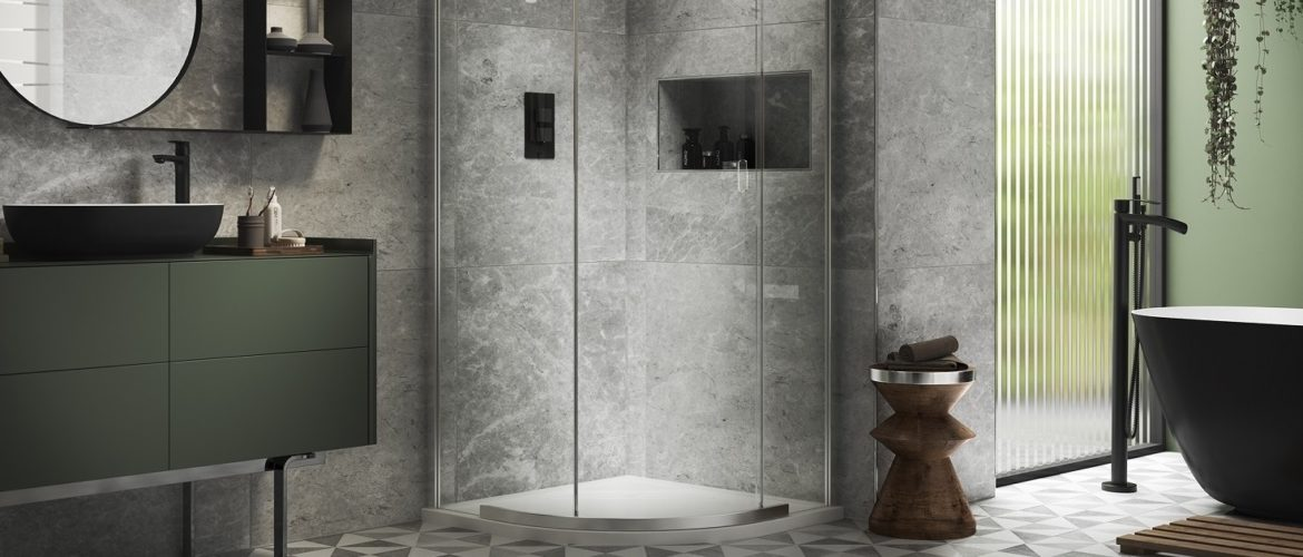 Kudos Shower Products Pinnacle