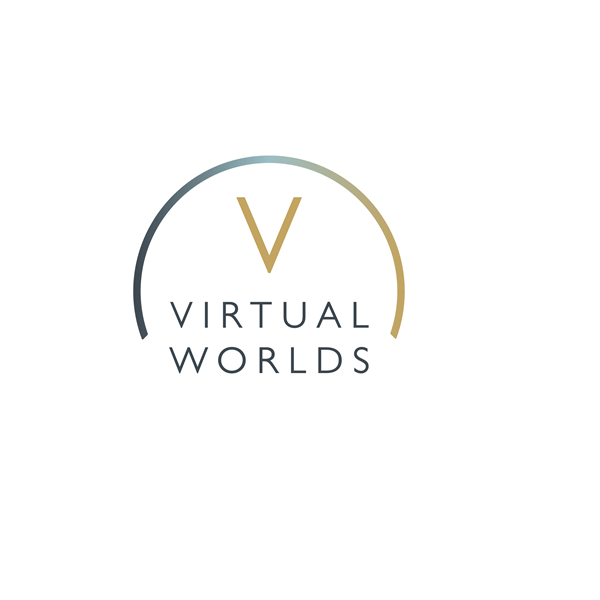 Virtual Worlds Logo