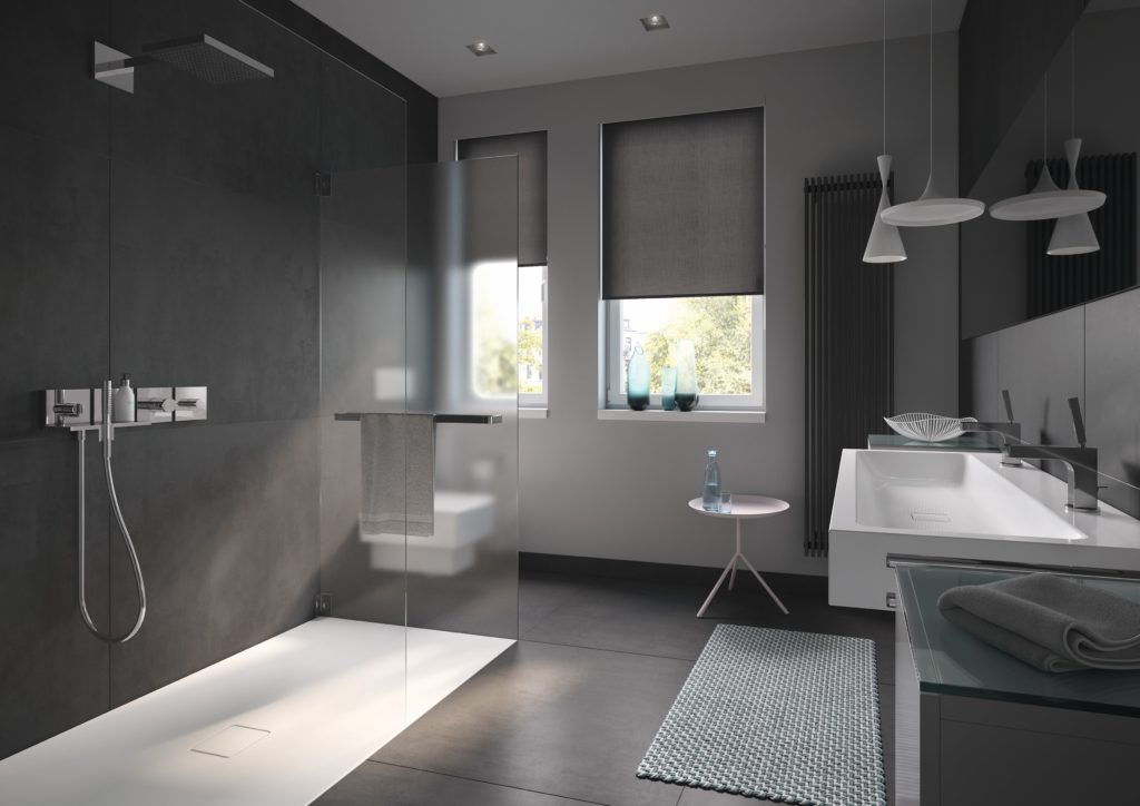 Sustainable bathrooms