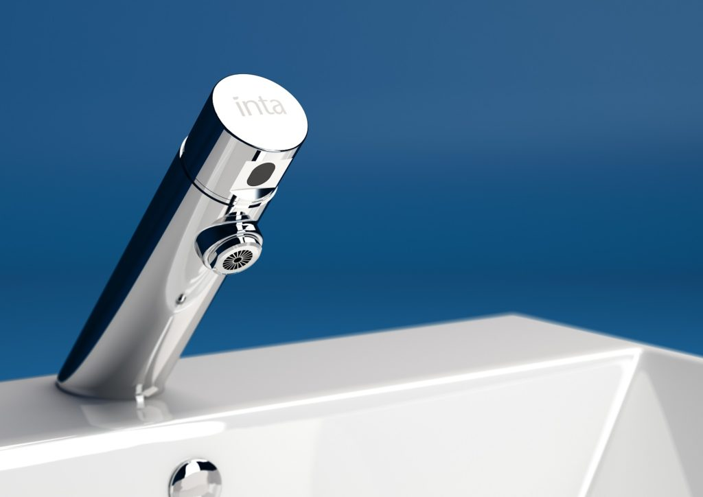 Touchless taps from Inta