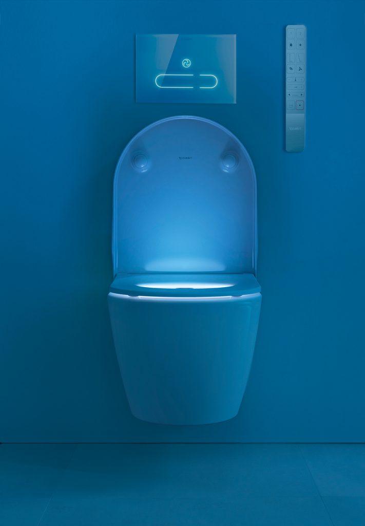 SensoWash_Starck Bathroom Lighting Design Ideas