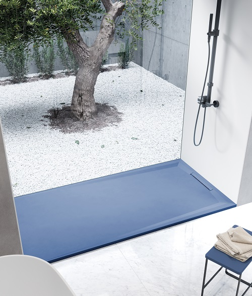 Flow Zero Shower Tray