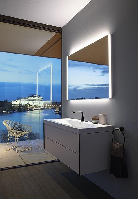 Duravit Bathroom Lighting Design Ideas