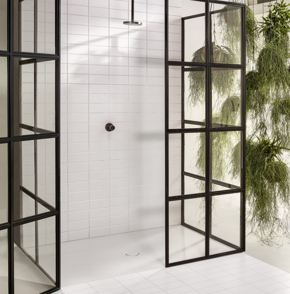 Bete easy-to-fit shower trays