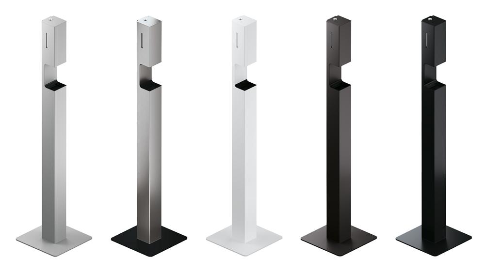 Hewi Disinfectant Column