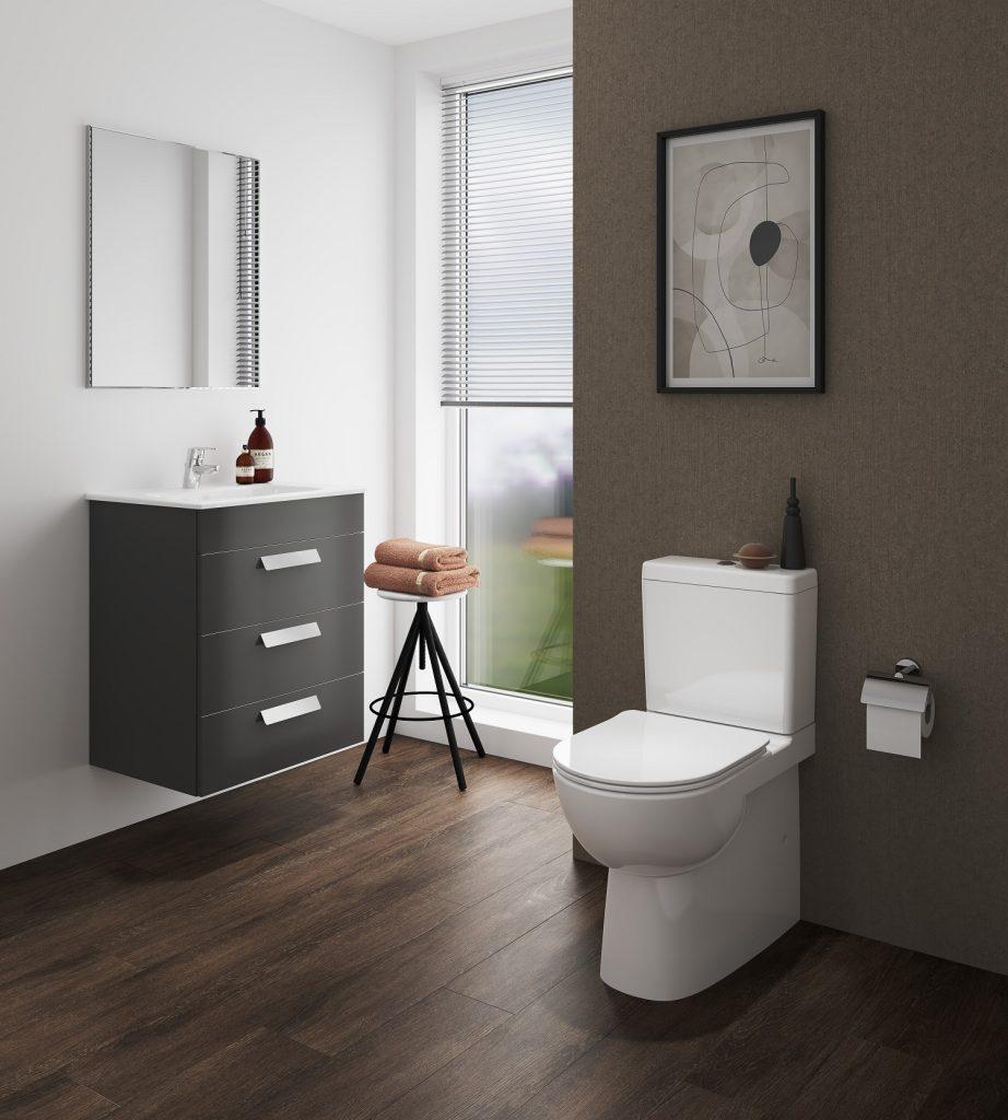 Debba Comfort Rimless WC's