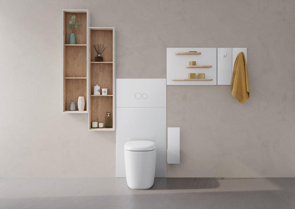 Bathroom Furniture VitrA Voyage Cloakroom