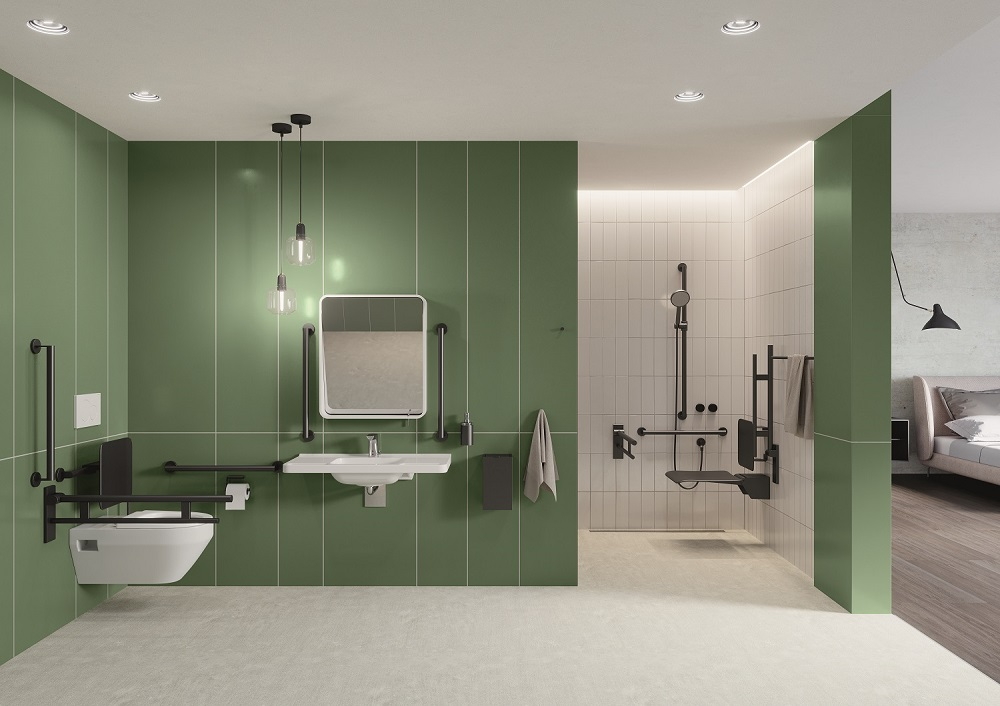 Shower design HEWI
