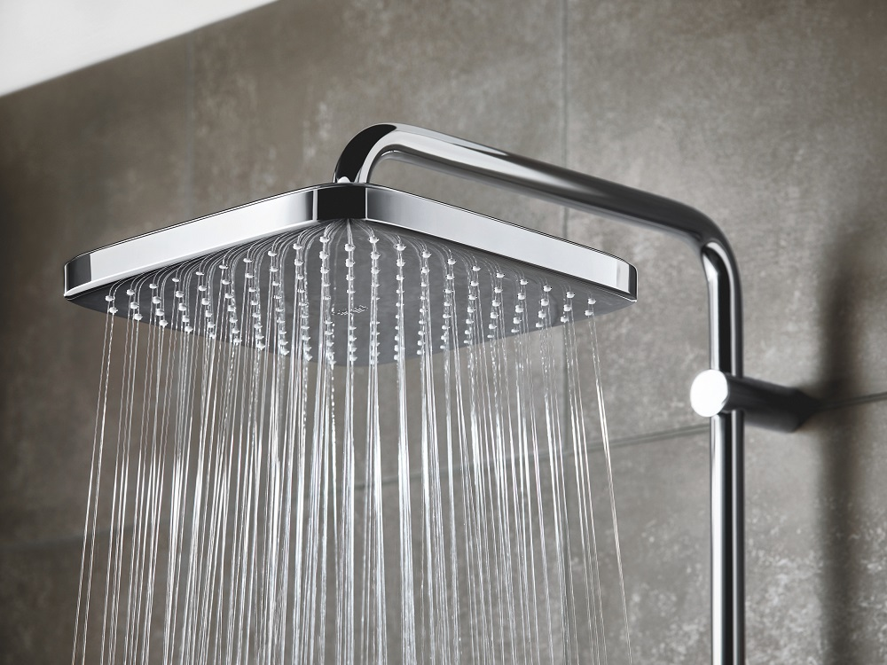 GROHE Tempesta Sustainable Design