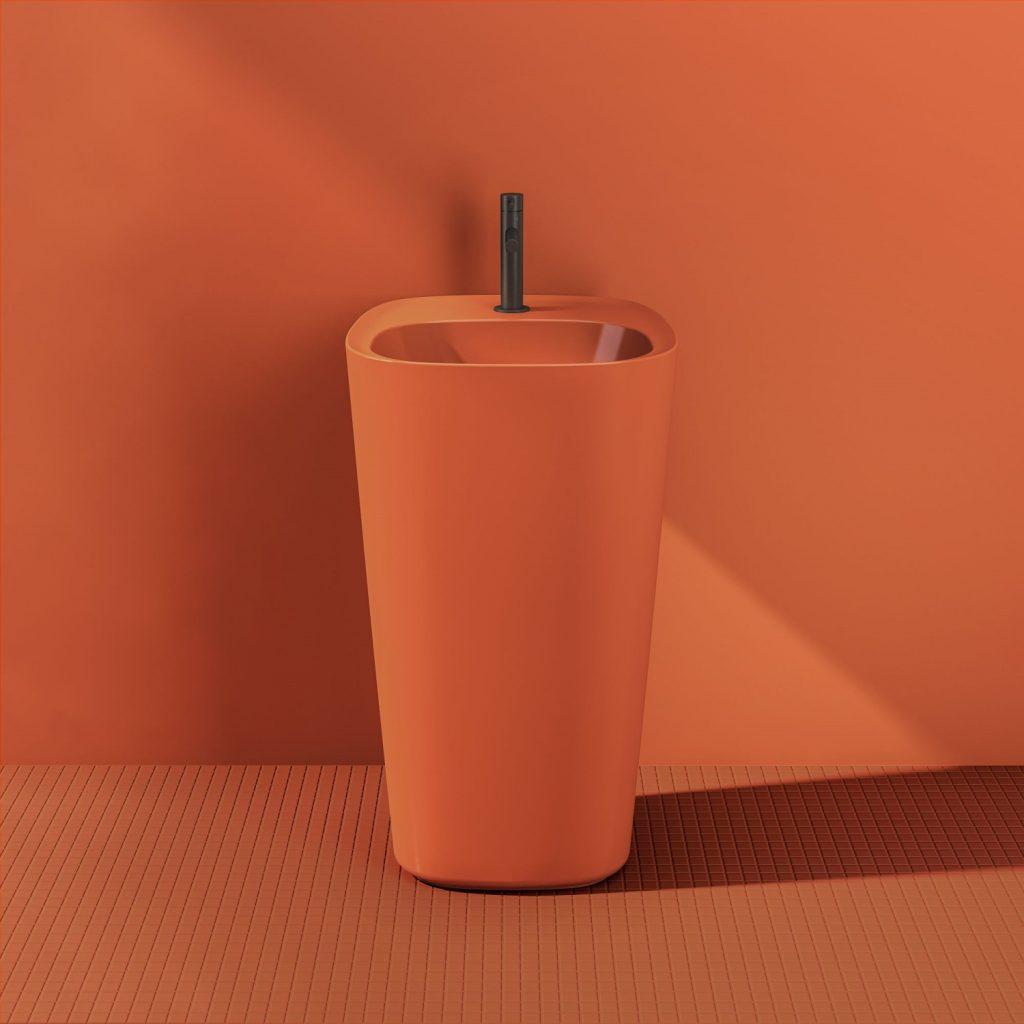 VitrA Plural Freestanding Basins