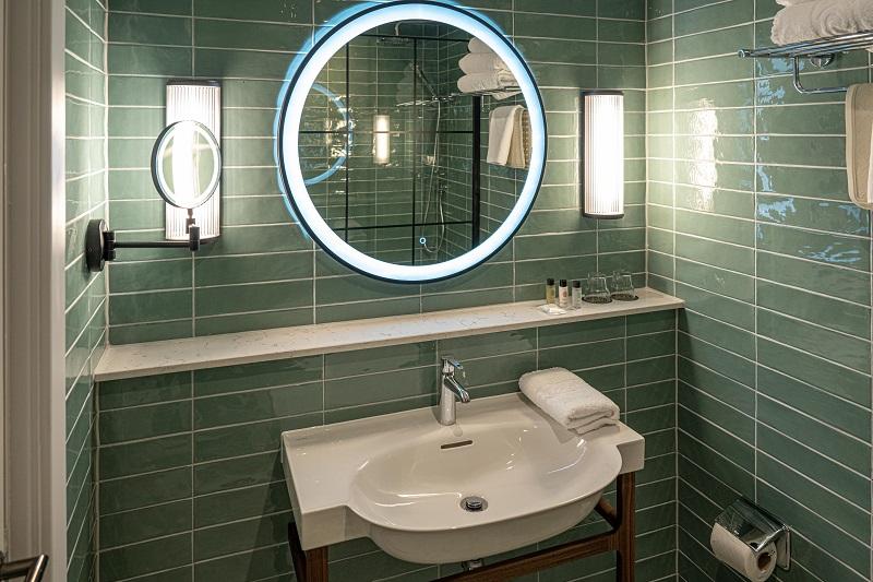 Roa specified for luxury hotel Dunkeld House