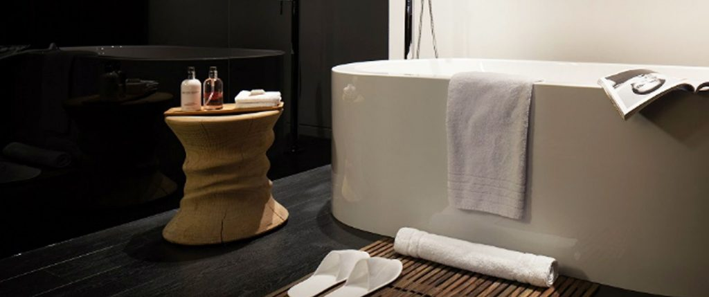 Staement Bathroom Design