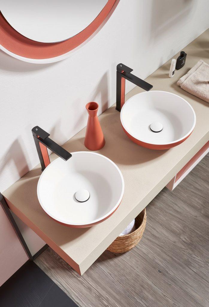 Acquabella Counter-top basins