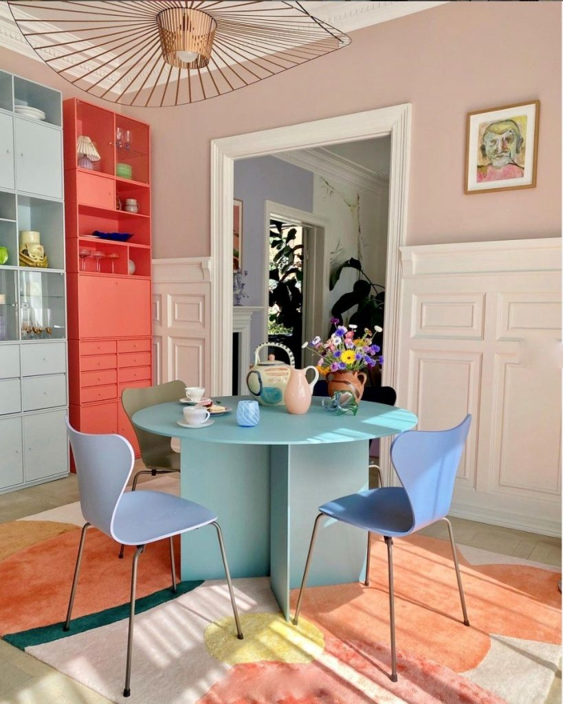 Dulux Blue Skies Colur of the year