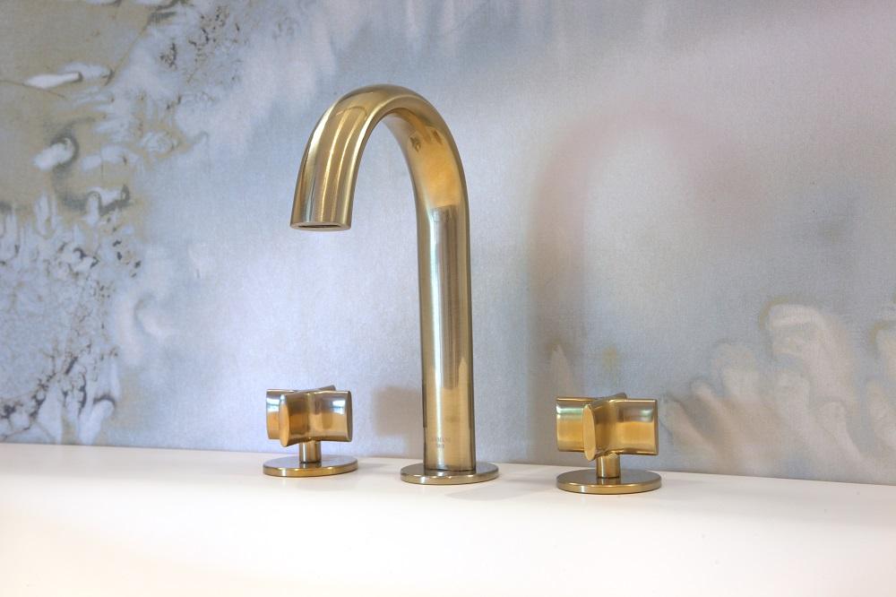 IPJM Interiors Armani Roca new brassware