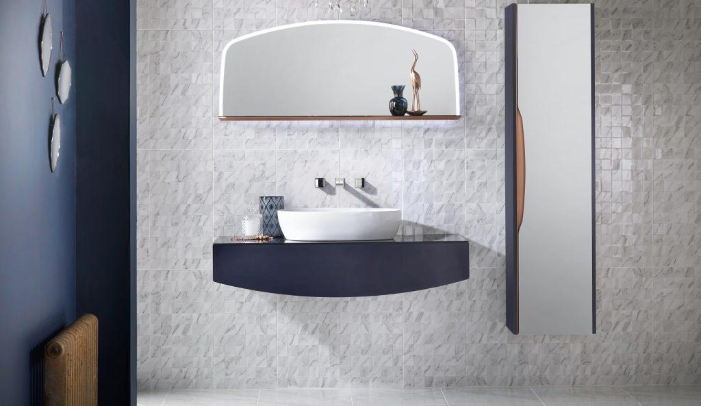 topia Bathrooms Opula Burnt Copper